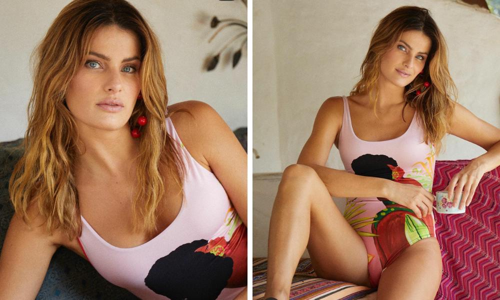 Isabeli Fontana (Foto: @isabelifontana/Instagram/Reprodução)