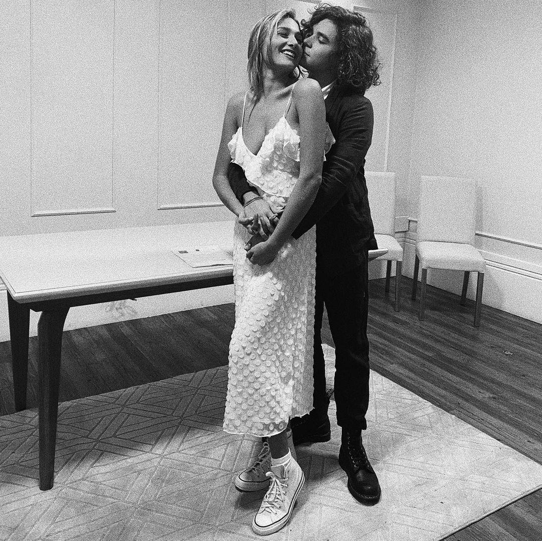 Sasha e João Figueiredo (Foto: Reprodução/Instagram)