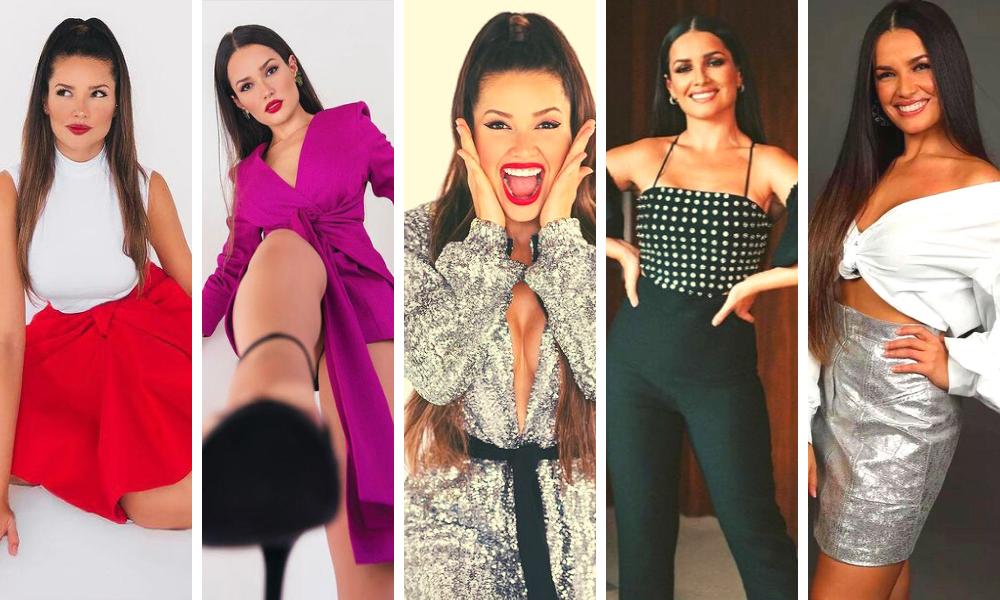 Juliette Freire (Foto: Lara Imperiano/Isabella Pinheiro/Gshow/Instagram/@juliette)