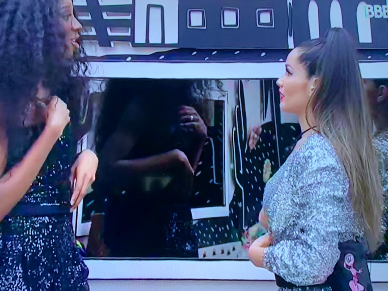 Camilla e Juliette (Foto: Instagram/Reprodução – ©️ 2021 TM Endemol Shine Group B.V sob licença Globo)