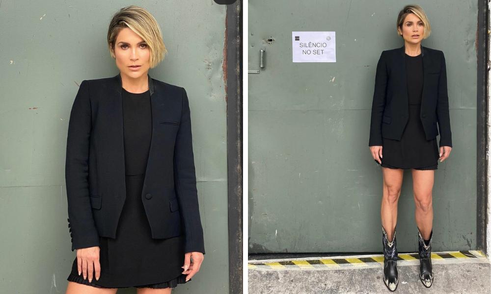 Flávia Alessandra (Foto: @flaviaalessandra/Instagram/Reprodução)