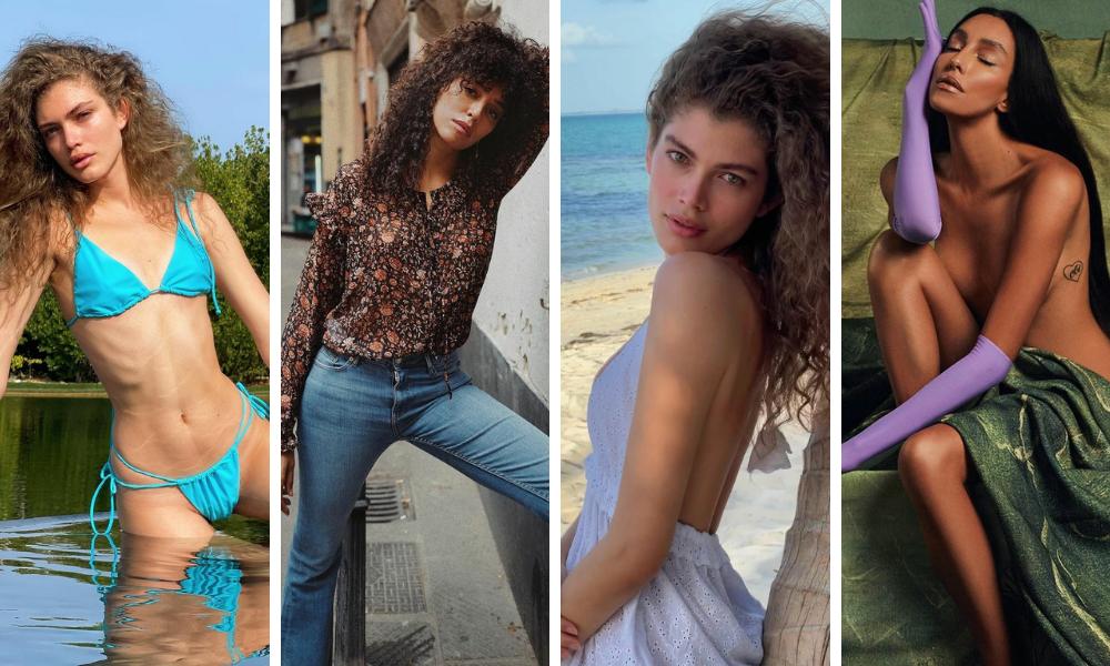 LGBTQIA+: Valentina Sampaio e Lea T (Foto: Instagram/Reprodução)