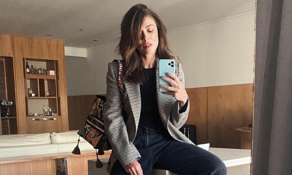 Juliana Paes (Foto: @julianapaes/Instagram/Reprodução)