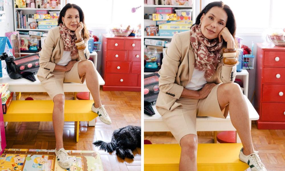 Carolina Ferraz (Foto: Reprodução/Instagram/@carolinaferraz)