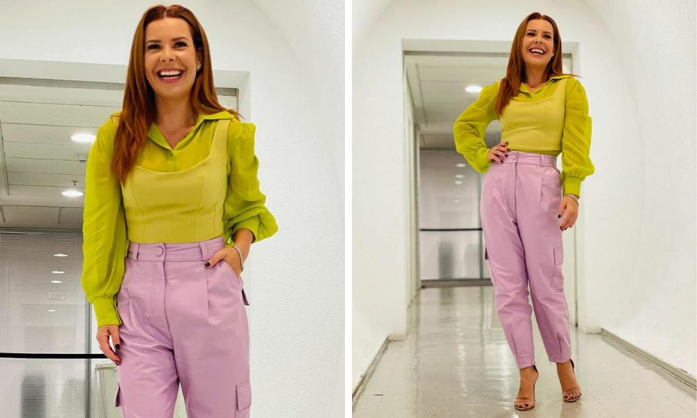 Fernanda Souza (Foto: @fernandasouzaoficial/Instagram/Reprodução)