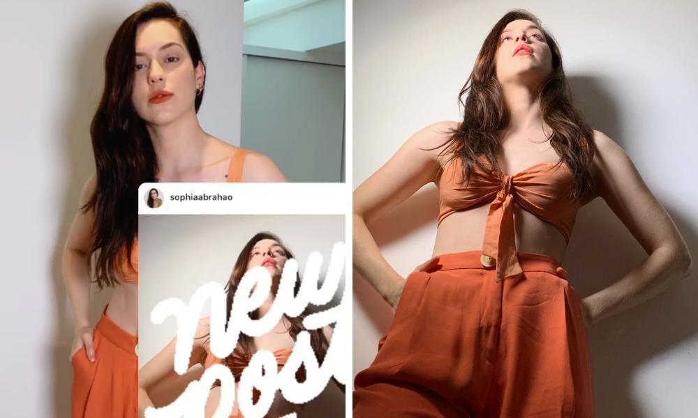 Sophia Abrahão (Foto: @sophiaabrahao/Instagram/Reprodução)