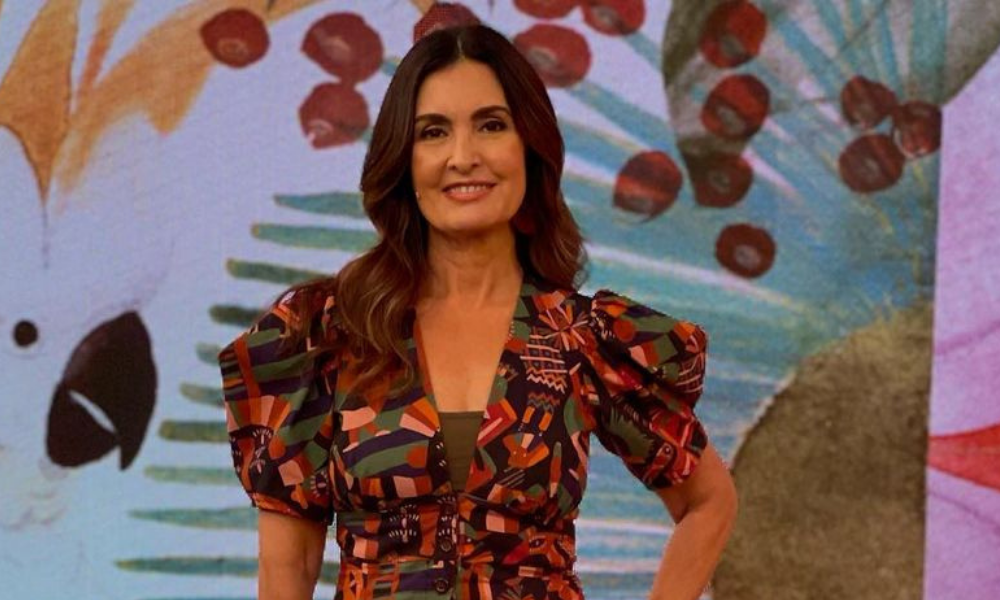 Fátima Bernardes (Reprodução/Instagram)
