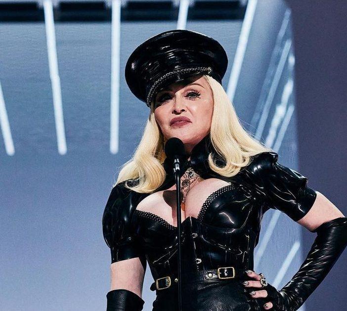 Madonna (Foto: Reprodução/Instagram/@vmas)